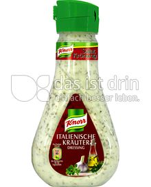 Produktabbildung: Knorr Salatkrönung Italienische Kräuter 235 ml