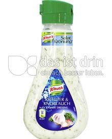 Produktabbildung: Knorr Salatkrönung Kräuter & Knoblauch 235 ml