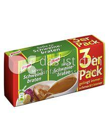 Produktabbildung: Knorr Soße zu Schweinebraten 3 St.