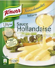 Produktabbildung: Knorr Feinschmecker Sauce Hollandaise fettarm 250 ml