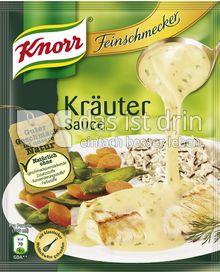 Produktabbildung: Knorr Feinschmecker Kräuter Sauce 250 ml