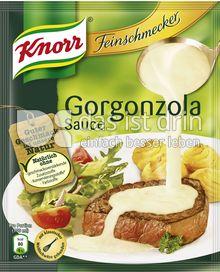 Produktabbildung: Knorr Feinschmecker Gorgonzola Sauce 250 ml