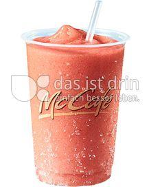 Produktabbildung: McDonald's Erdbeer-Lemon-Frappé mit Joghurt 0,5 l