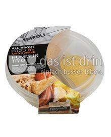 Produktabbildung: King Cuisine Hummus Trio 210 g