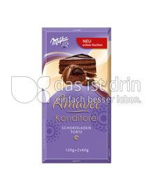 Produktabbildung: Milka Amavel Konditorei Schokoladentorte 120 g