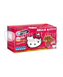 Produktabbildung: McVitie's Hello Kitty Mini Digestive Kekse 125 g
