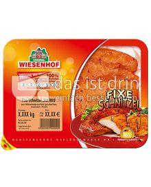 Produktabbildung: Wiesenhof Fixe Schnitzel Hot BBQ