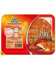Produktabbildung: Wiesenhof Fixe Schnitzel Red Pesto