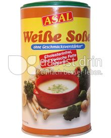 Produktabbildung: Asal Weiße Soße 250 g