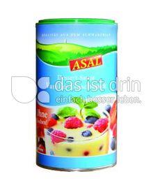 Produktabbildung: Asal Dessert-Sauce Vanille-Geschmack 350 g