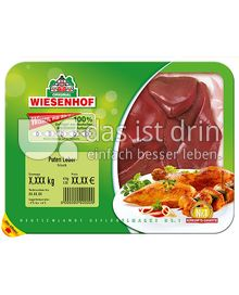 Produktabbildung: Wiesenhof Puten Leber