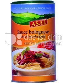 Produktabbildung: Asal Sauce Bolognese 250 g
