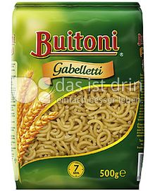 Produktabbildung: Buitoni Gabelletti 500 g