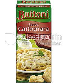 Produktabbildung: Buitoni Sauce Carbonara 350 ml