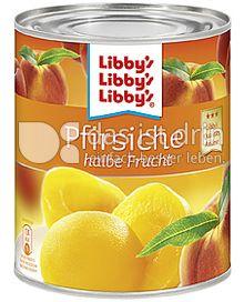 Produktabbildung: Libby's Pfirsiche halbe Frucht 825 g