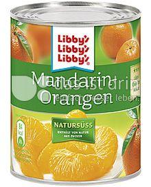 Produktabbildung: Libby's Mandarin-Orangen Natursüß 310 g