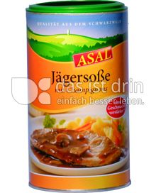 Produktabbildung: Asal Jägersauce 250 g