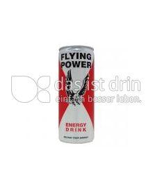 Produktabbildung: Flying Power Energy Drink 330 ml