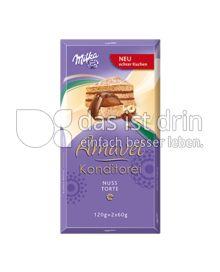 Produktabbildung: Milka Amavel Nusstorte 120 g