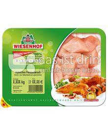 Produktabbildung: Wiesenhof Hähnchen Fonduefleisch