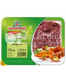 Produktabbildung: Wiesenhof Hähnchen Leber
