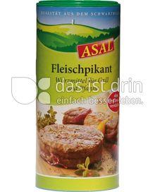 Produktabbildung: Asal Fleischpikant 175 g