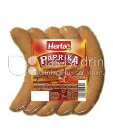 Produktabbildung: Herta Paprika-Krakauer 400 g