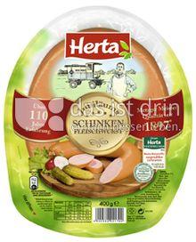Produktabbildung: Herta Jubiläums Schinken Fleischwurst 400 g