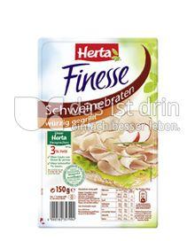 Produktabbildung: Herta Finesse Schweinebraten 150 g