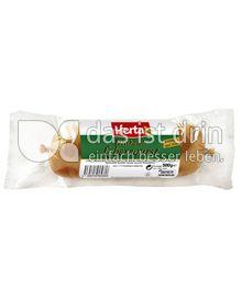 Produktabbildung: Herta Delikatess-Leberwurst cremig und fein 500 g