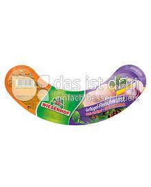 Produktabbildung: Wiesenhof Fleischwurst Knoblauch 400 g
