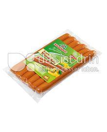 Produktabbildung: Wiesenhof 6 zarte Würstchen 200 g