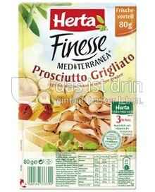 Produktabbildung: Herta Finesse Mediterranea Prosciutto Grigliato 80 g