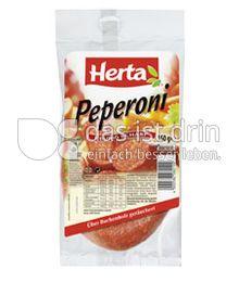 Produktabbildung: Herta Peperoni 350 g