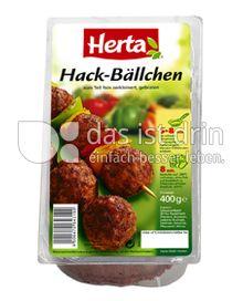 Produktabbildung: Herta Hack-Bällchen 400 g