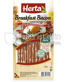 Produktabbildung: Herta Breakfast Bacon 100 g