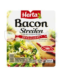 Produktabbildung: Herta Bacon Streifen 200 g