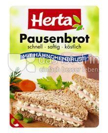 Produktabbildung: Herta Pausenbrot mit Hähnchenbrust 100 g