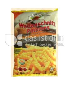 Produktabbildung: Holstensegen Backofen Wellenschnitt Pommes 1 kg