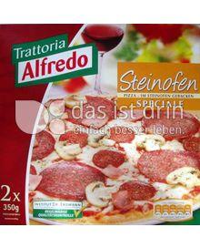Produktabbildung: Trattoria Alfredo Steinofen Pizza Speciale 700 g