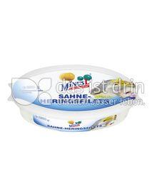 Produktabbildung: MinusL Laktosefreie Sahne-Heringsfilets 250 g