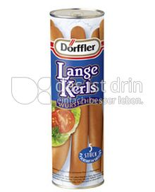 Produktabbildung: Dörffler Lange Kerls Würstchen 400 g