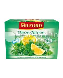 Produktabbildung: Milford Minze-Zitrone 40 St.