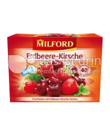 Produktabbildung: Milford Erdbeere-Kirsche 40 St.
