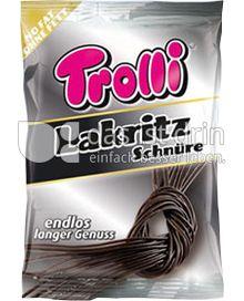 Produktabbildung: Trolli Lakritz Schnüre 200 g