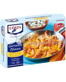 Produktabbildung: Costa Garnelenpfanne Curry