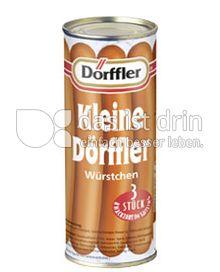 Produktabbildung: Dörffler Kleine Dörffler 3 Stück 126 g