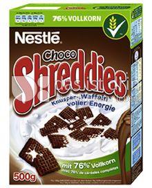 Produktabbildung: Nestlé Shreddies Choco 500 g
