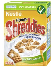 Produktabbildung: Nestlé Shreddies Honey 500 g