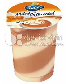 Produktabbildung: Puddis MilchStrudel Karamell & Sahne-Pudding 150 g